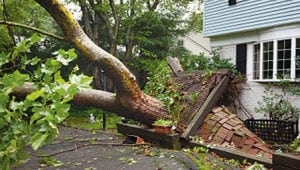 24/7 Storm Damage Restoration