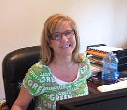 Heather Nelson/ Office Manager, Certified Arborist Management Team
