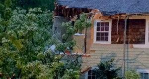 Tree failure story