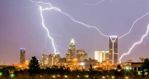 Lightning-Storm-Charlotte-NC